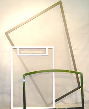 Fenster Sonderrahmen
