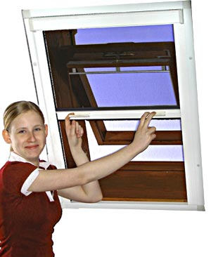 Falter Insektenschutz für Dachfenster